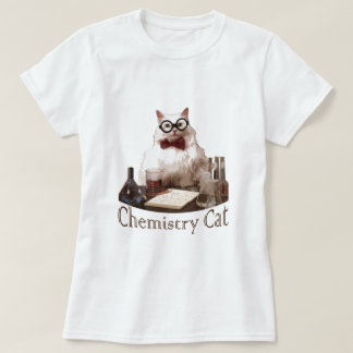 Chemistry Cat (from 9gag memes reddit) T-Shirt