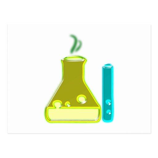 Chemistry chemistry post cards
