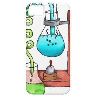 Chemistry Experiment Barely There iPhone 5 Case
