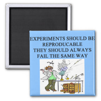 chemistry experiments square magnet