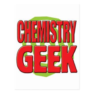 Chemistry Geek Postcards