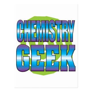 Chemistry Geek v3 Post Cards