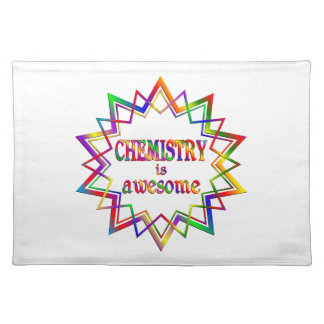 Chemistry is Awesome Placemat