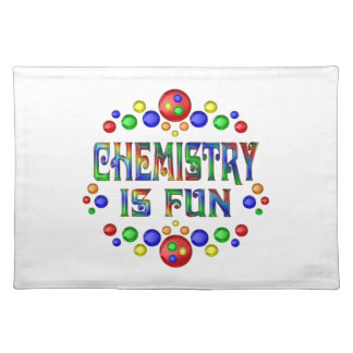 Chemistry is Fun Placemat
