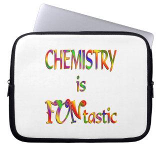 Chemistry is FUNtastic Laptop Computer Sleeves