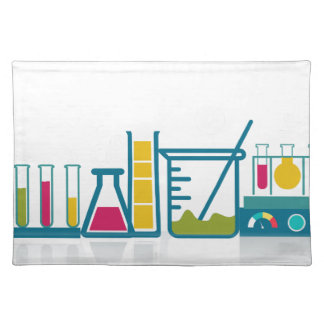 Chemistry Items Placemat