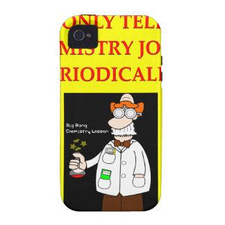 chemistry joke iPhone 4/4S cases
