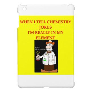 chemistry joke iPad mini cases