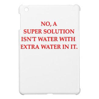 chemistry joke iPad mini cover