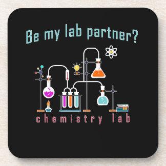 Chemistry lab coaster