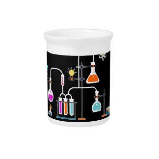 Chemistry lab pitcher