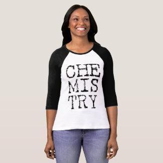 Chemistry Ladies Raglan T-Shirt