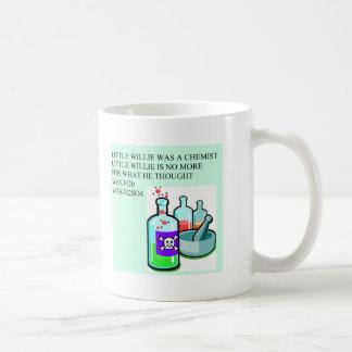 chemistry little willie rhyme coffee mugs