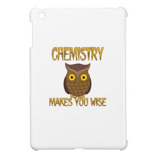 Chemistry Makes You Wise iPad Mini Case