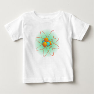 chemistry, nucleus, atomic. big-bang baby T-Shirt