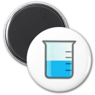 Chemistry Science Beaker Refrigerator Magnet