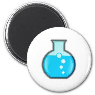 Chemistry Science Beaker Magnets