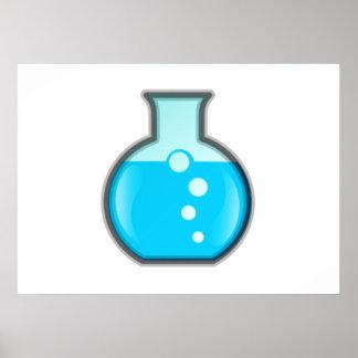 Chemistry Science Beaker Posters
