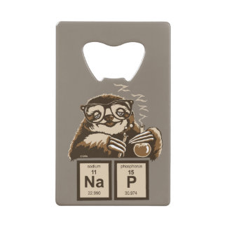 Chemistry sloth discovered nap