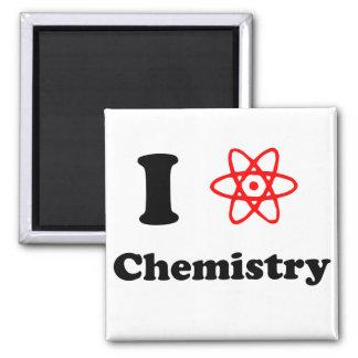 Chemistry Square Magnet