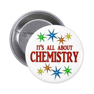 Chemistry Stars Pins