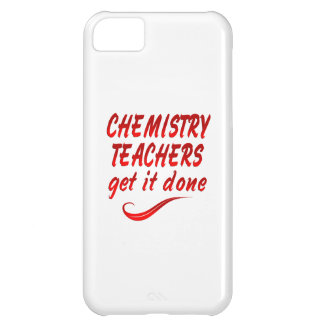 Chemistry Teachers Cover For iPhone 5C