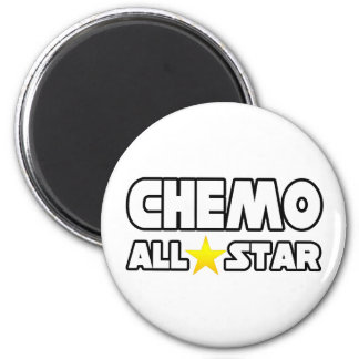 Chemo All Star Magnet
