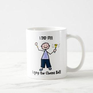 Chemo Bell - General Cancer Male Coffee Mug