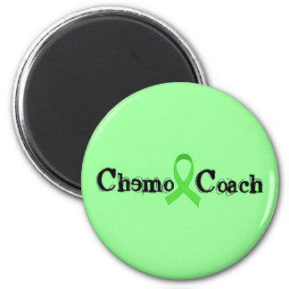 Chemo Coach - Green Ribbon Magnets