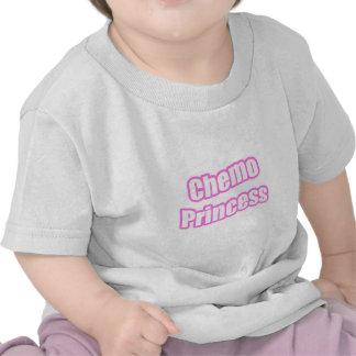 Chemo Princess Tshirts
