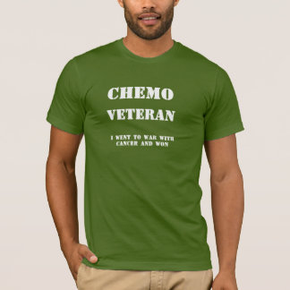 Chemo Veteran Mens Shirt