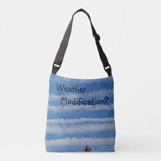 Chemtrail Awareness Tote Bag