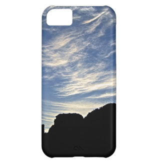 chemtrail clouds iPhone 5C covers