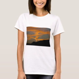 Chemtrail Sunset T-Shirt