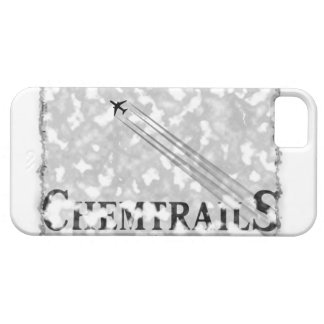 Chemtrails iPhone 5 Cover