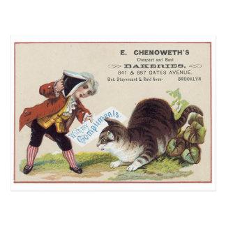 Chenoweths Post Card