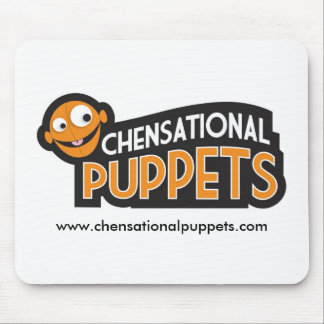 Chensational Puppets Mousepad