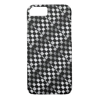 Chequered Flag iPhone 7 Case