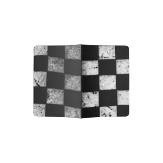 Chequered Flag Passport Holder