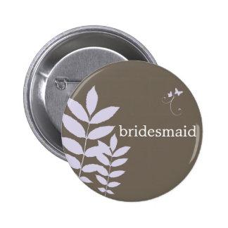 Cherish-Bridesmaid Button