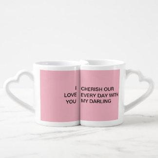 Cherish Our Love Lover's Mug