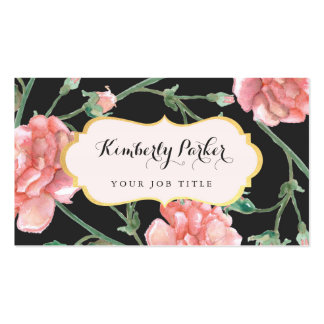 Cherished Florals Business Cards