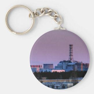 Chernobyl reactor 4 keychain
