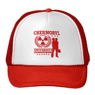 Chernobyl University Nuclear Science Geek Humor Cap