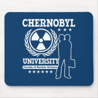 Chernobyl University Nuclear Science Mouse Pads
