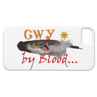 Cherokee by Blood Case For The iPhone 5