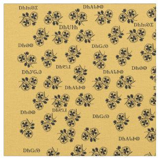 Cherokee Clan Fabric
