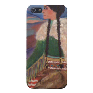 Cherokee Indian Case For The iPhone 5