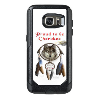 Cherokee Indian OtterBox Samsung Galaxy S7 Case