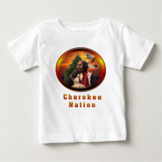 Cherokee Indian products Baby T-Shirt